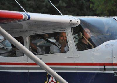 Orientation Flight