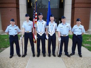 2019 Cadet Competition Team Qualifies for Nationals